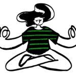 3 техники обретения спокойствия (16 неделя)