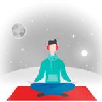 Я медитировал целый год, каждый день – итоги (52 неделя)