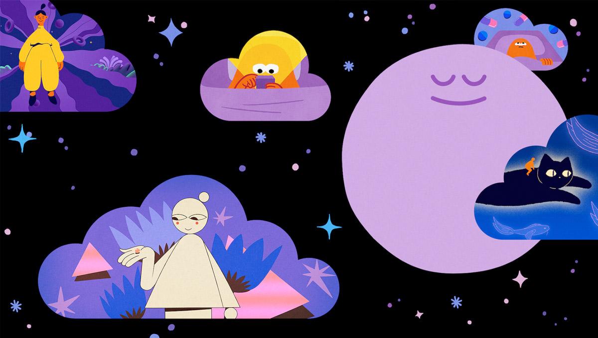 Netflix выпустил сериал про медитацию и сон